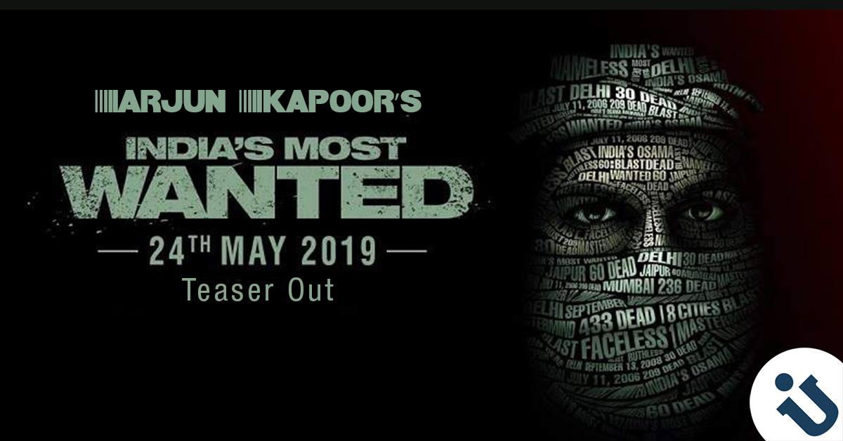 India's Most Wanted Teaser
