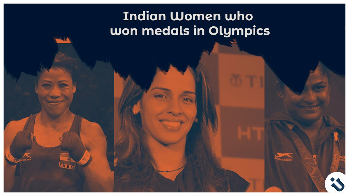 Women Who Won Medals in Olympics