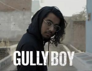 Four Rappers from Gully Boy